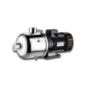 BMP 4m3/h Horizontal Stainless Steel Multi-Stage Centrifugal Electric Water Pump