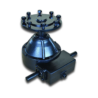 WGB-MH 7900N.m Wheel Gearbox For Irrigation System